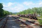 Old Conrail flatcar