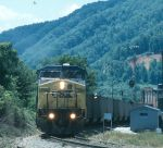 NB HEADING OUT OF ERWIN TN