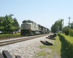 NS 351 THRU THOMASVILLE NC