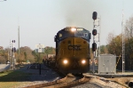 Q182 takes the signal at N Kilgore