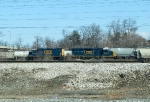 CSX 1560 and 8250