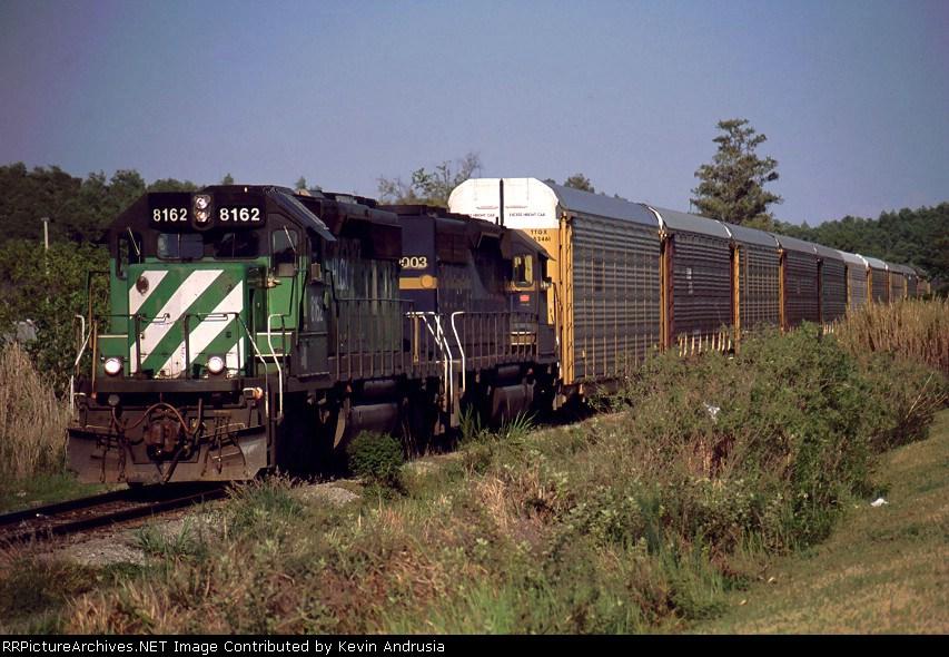 Q258 w/HLCX 8162
