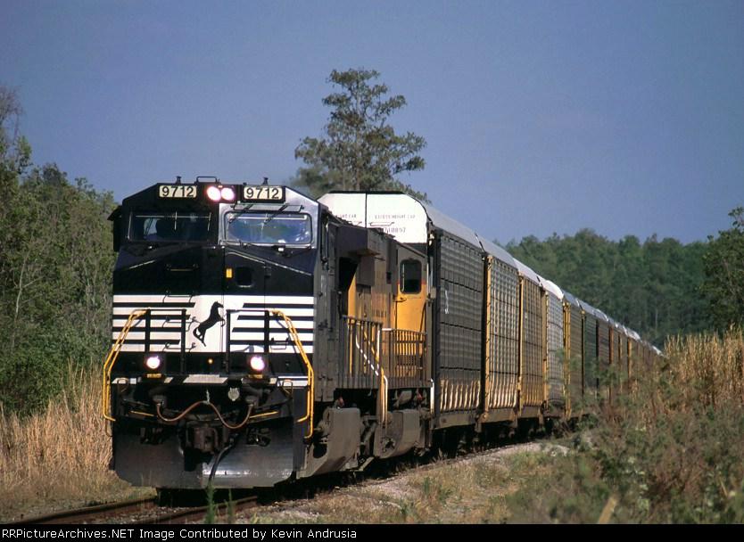 Q258 w/NS 9712