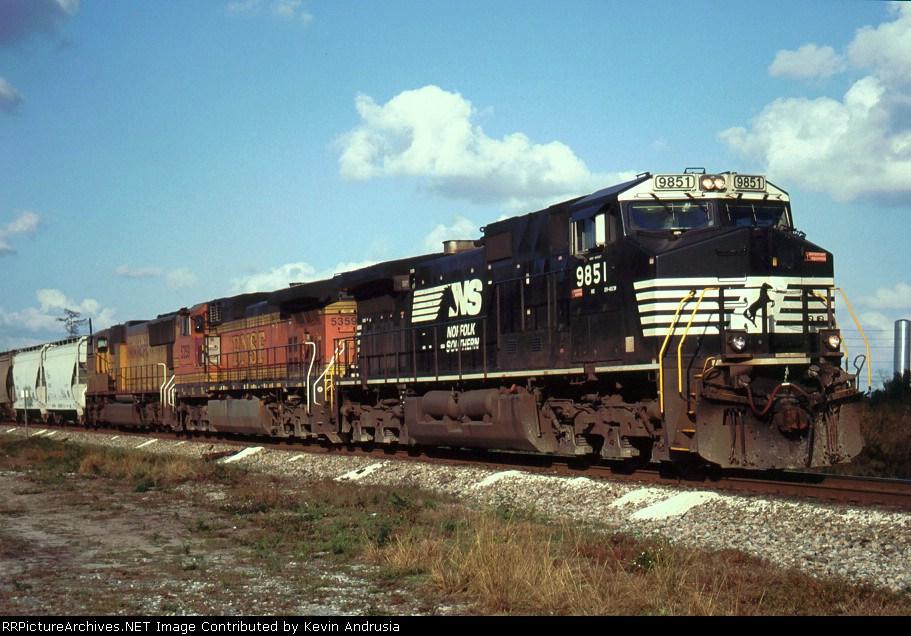 K928 w/NS 9851
