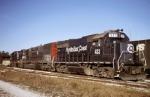 "FEC ""Unit Train"" w/LTEX 9239"