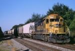 K803 w/BNSF 6360