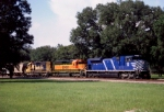 Seminole Gulf Flyash Train w/CITX 141