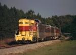 Inland Lakes Railway Dinner Train