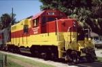 Inland Lakes Railway GP10 8330