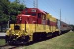 Inland Lakes Railway Lunch Train