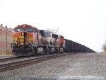 BNSF C44-9W 4906
