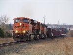 BNSF ES44DC 7578