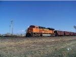 BNSF SD70ACe 9135