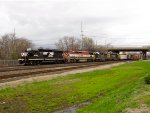 NS 3026, BCOL 4604; CSX 4408 and 8815