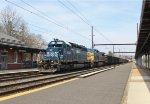 HLCX SD40-2 #6334 on R434