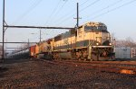 BNSF SD70MAC #9811 on K041-05