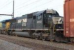 NS SD70 #2553 on Q418-19