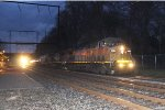 UP AC4400CW #6664 on Westbound Oil Train