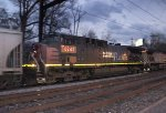 UP AC400CW #6242 on Westbound Oil Train