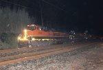 BNSF C44-9W #1089 on K043-03