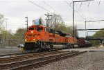 BNSF SD70ACe #8757 on K041-04