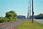 NS 9403 on NS 12G southbound train