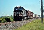 One unit wonder...NS C40-9W #9403 on NS 12G southbound train