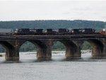 3 more dash units on the bridge