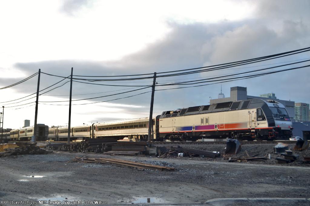 NJT 4524