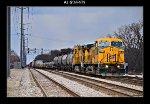 CNW 8646 & 8701