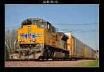 CREX 1313, BNSF 5941, CP 9528