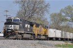 NS 9784 On NS 251 Eastbound