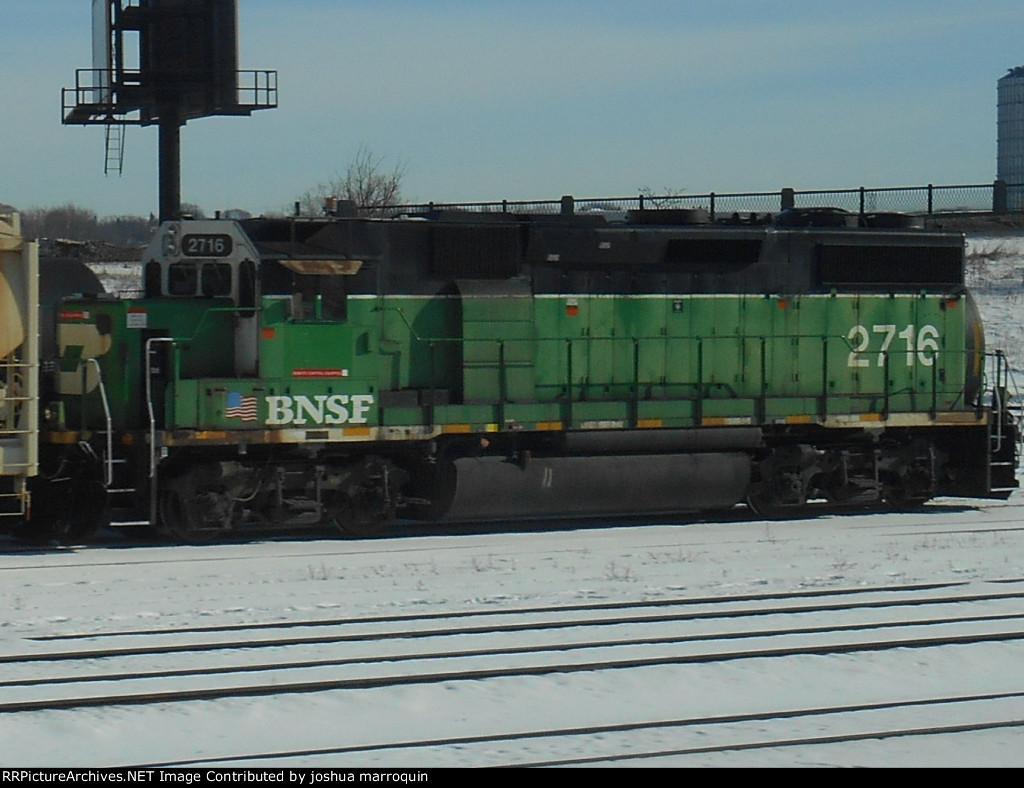 BNSF 2716