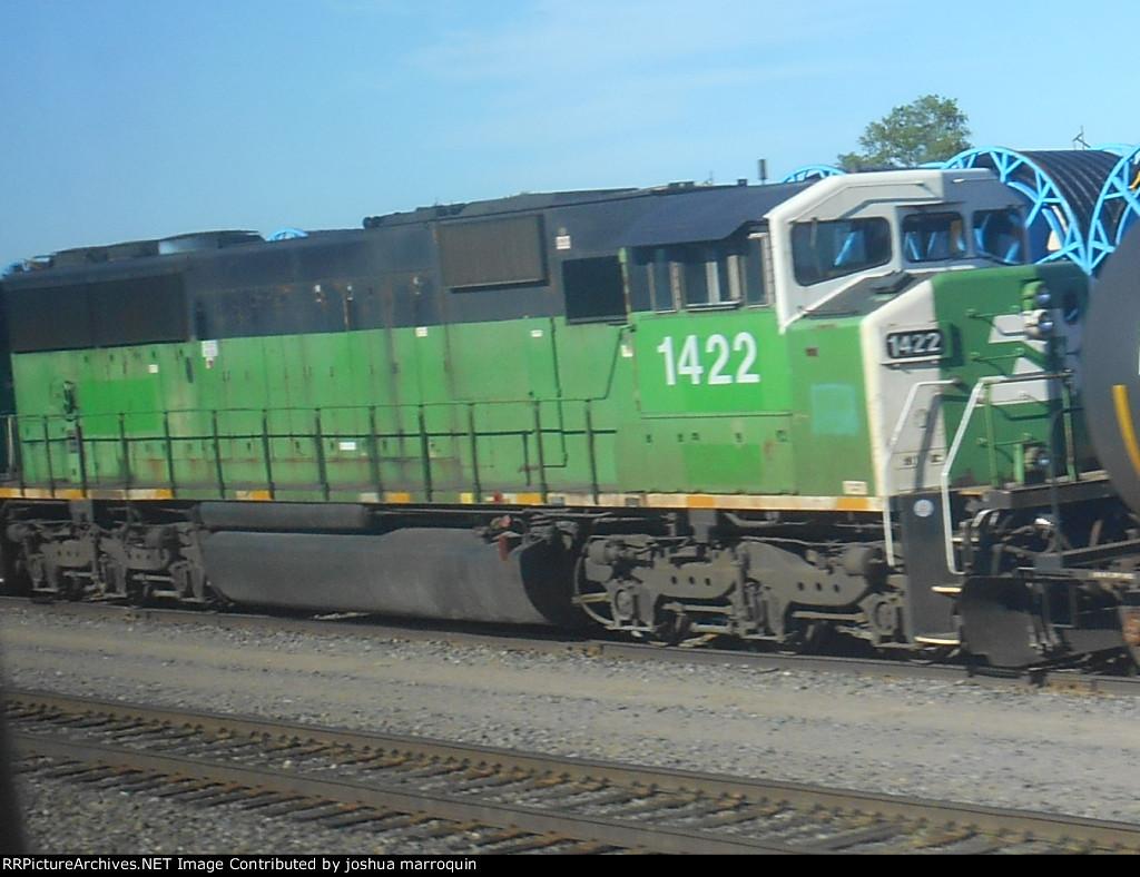 BNSF 1422