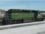 BNSF 1594