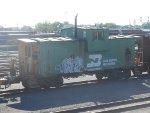 BN caboose