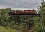 Railfan Weekend: DMIR Business Special on the Trestle