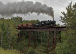 Railfan Weekend: Steaming over the Trestle