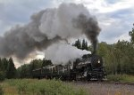 Railfan Weekend: DMIR Steam Express
