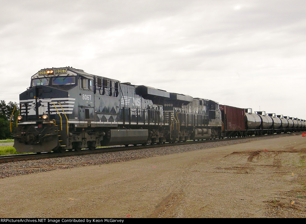 NS 8067 WEST