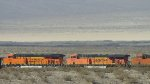 BNSF 7618 and 7896