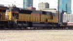 UP 8138 Usual Power in Fort Worth, Texas