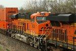 New BNSF 8032