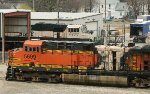 Toasted BNSF 5699