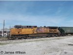 Union Pacific on a CN line