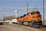 BNSF 5972 On NS 251 Eastbound