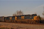 CSXT 798 On CSX Q 241 Southbound