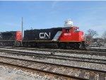 CN 9515 @ Homewood, IL