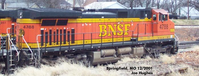 BNSF 4788