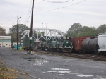 New York & Atlantic Fresh Pond Yard
